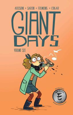 Giant Days Vol. 6 Cover Image