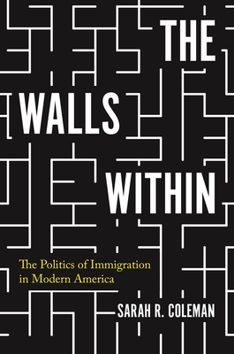 Cover for The Walls Within