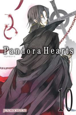Pandora Hearts, Volume 10 Cover
