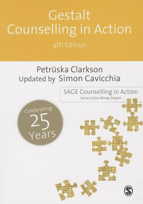 Gestalt Counselling in Action Cover Image