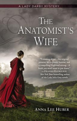 The Anatomist's Wife Cover