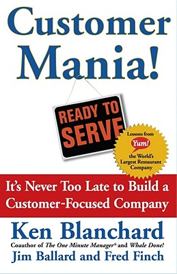 Cover for Customer Mania!