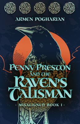 Cover for Penny Preston and the Raven's Talisman