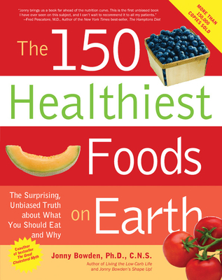 Cover for The 150 Healthiest Foods on Earth