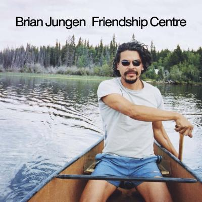 Brian Jungen: Friendship Centre Cover Image