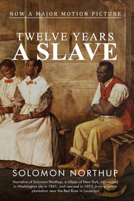Twelve Years a Slave Cover