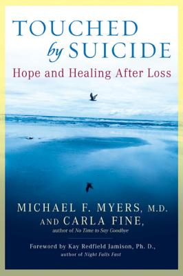 Touched by Suicide: Hope and Healing After Loss Cover Image