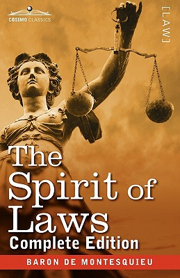 The Spirit of Laws Cover Image