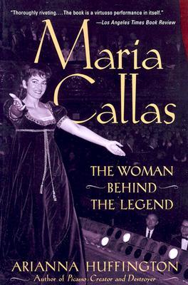Cover for Maria Callas
