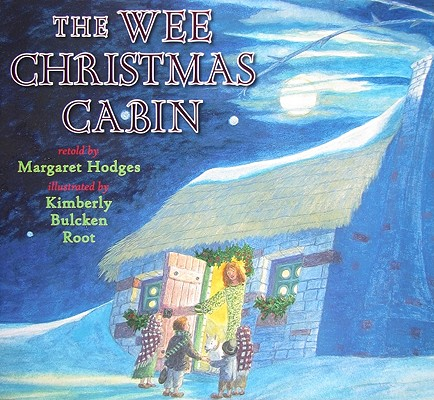 The Wee Christmas Cabin Cover