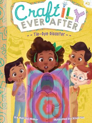Tie-Dye Disaster (Craftily Ever After #3) Cover Image