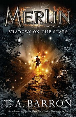 Shadows on the Stars: Book 10 (Merlin Saga #10) Cover Image