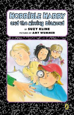 Horrible Harry and the Missing Diamond Cover Image