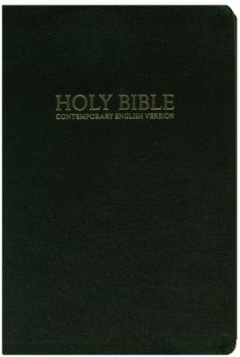 CEV Leather Presentation Bible: Contemporary English Version Cover Image