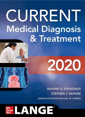Current Medical Diagnosis and Treatment 2020 Cover Image