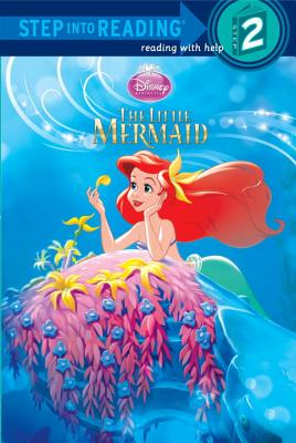 The Little Mermaid Step into Reading (Disney Princess) Cover Image