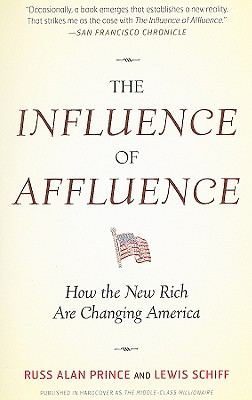The Influence of Affluence Cover