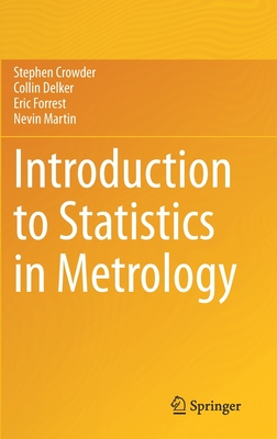Introduction to Statistics in Metrology Cover Image