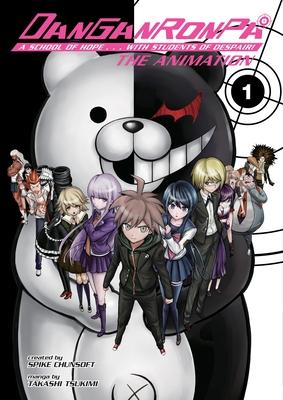 Danganronpa: The Animation Volume 1 Cover Image
