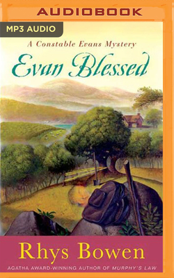 Evan Blessed (Constable Evans #9) Cover Image