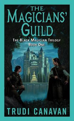 Cover for The Magicians' Guild