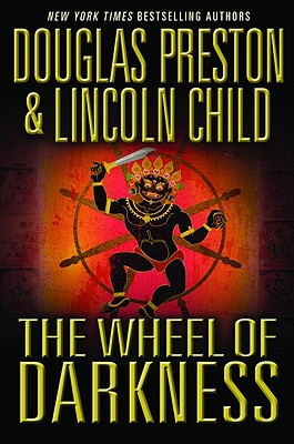 The Wheel of Darkness Cover