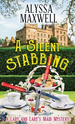 A Silent Stabbing Cover Image