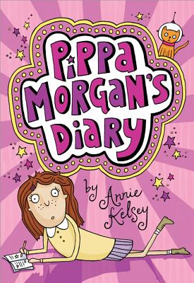 Pippa Morgan's Diary Cover