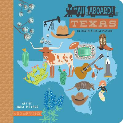 All Aboard Texas Cover Image