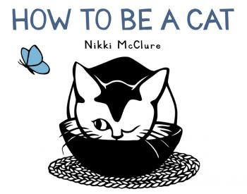How to Be a Cat Cover