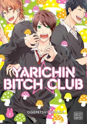 Yarichin Bitch Club, Vol. 1 Cover Image