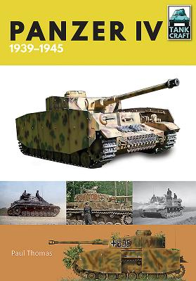 Panzer IV: 1939-1945 (Tankcraft) Cover Image
