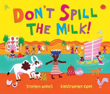 Don't Spill the Milk! Cover