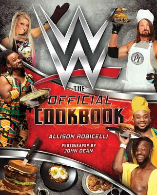 WWE: The Official Cookbook Cover Image