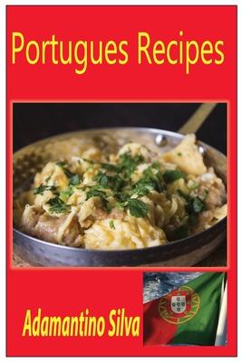 Portuguese Recipes Cover Image
