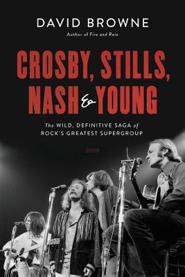 Crosby, Stills, Nash and Young cover image