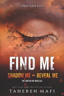 Find Me (Shatter Me Novella) Cover Image