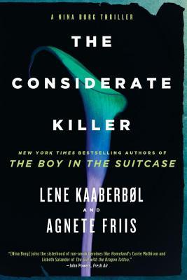 The Considerate Killer (A Nina Borg Novel #4) Cover Image