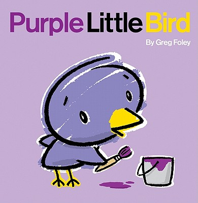 Purple Little Bird Cover