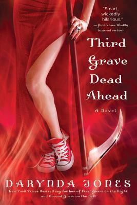 Third Grave Dead Ahead Cover