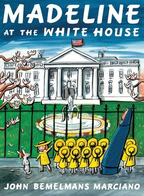 Madeline at the White House Cover
