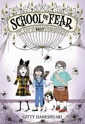 Cover for School of Fear