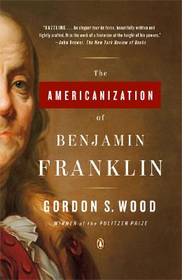 The Americanization of Benjamin Franklin Cover Image