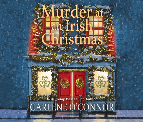Murder at an Irish Christmas Cover Image