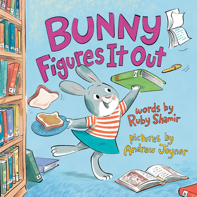 Bunny Figures It Out Cover Image