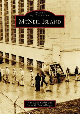 McNeil Island (Images of America) Cover Image