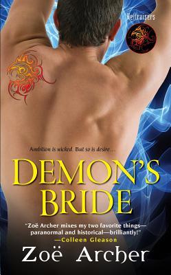 Demon's Bride Cover