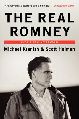 The Real Romney Cover