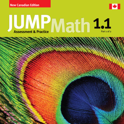 Jump Math AP Book 1.1: New Canadian Edition Cover Image