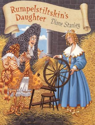 Rumpelstiltskin's Daughter Cover Image